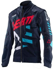 Leatt 2019 GPX 4.5 X-Flow Jacket Ink/Blue