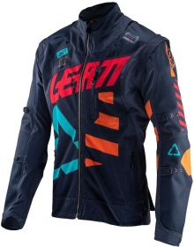 Leatt 2019 GPX 4.5 X-Flow Jacket Ink/Orange