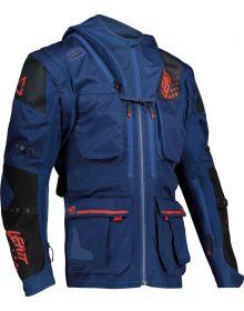 Leatt Moto 5.5 Enduro Jacket Blue