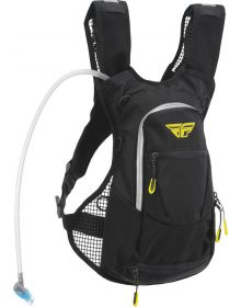 Fly Racing XC 30 Hydration Pack Drink System Black