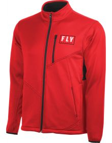 Fly Racing 2020 Mid Layer Jacket Red