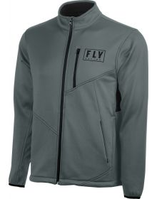 Fly Racing 2020 Mid Layer Jacket Heather Grey