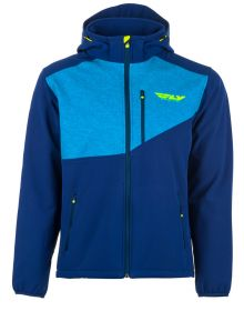 Fly Racing 2020 Checkpoint Softshell Jacket Navy