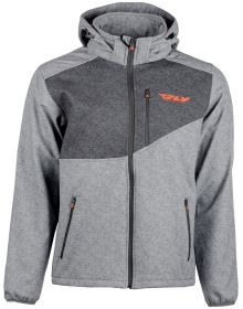 Fly Racing 2020 Checkpoint Softshell Jacket Grey