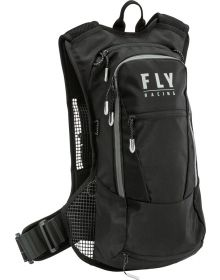 Fly Racing XC 70 Hydration Pack Drink System Black