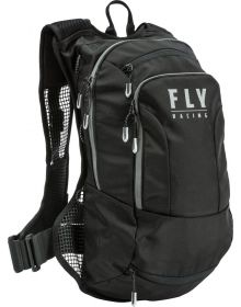 Fly Racing XC 100 Hydration Pack Drink System Black