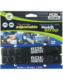 Rok Straps Heavy Duty Adjustable Straps 60 Inch Reflective