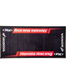 Factory Effex Bike Mat 6' x 3' Honda