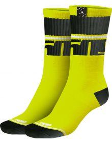 509 Route 5 Casual Socks Hi-Vis