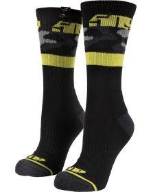 509 Route 5 Socks Black Camo