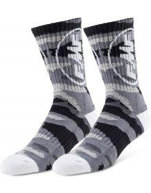 FMF Don Force Socks Gray Camo