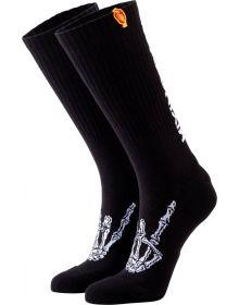 FMF Premix Socks Black