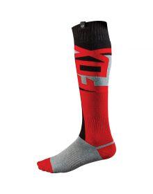 Fox Racing FRI Thin Socks Vandal Red