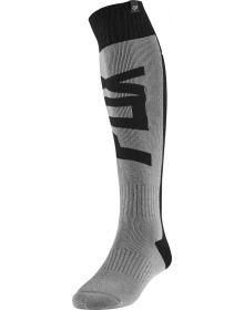 Fox Racing Fri Thick Fyce Sock Grey