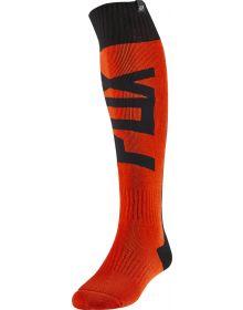 Fox Racing Fri Thick Fyce sock Fluorescent Orange