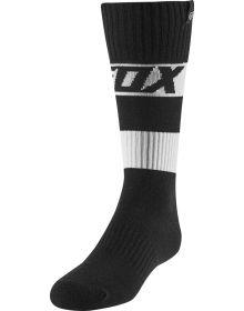 Fox Racing Linc Youth Sock Black