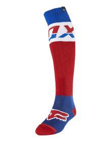 Fox Racing FRI Afterburn Thick Socks Blue