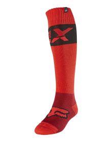 Fox Racing FRI AfterburnThick Socks Red