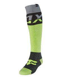 Fox Racing FRI Afterburn Thick Socks Flo Yellow