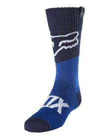 Fox Racing Revn Youth Socks Blue