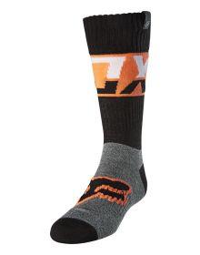 Fox Racing Afterburn Youth Socks Black