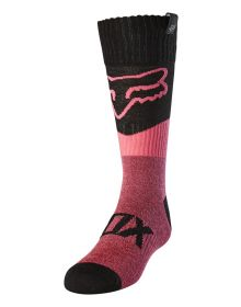 Fox Racing Revn Youth Socks Black/Pink