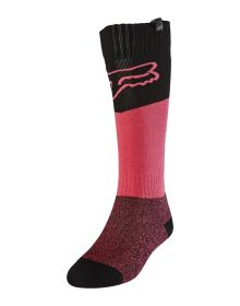 Fox Racing Revn Womens Socks Black/Pink