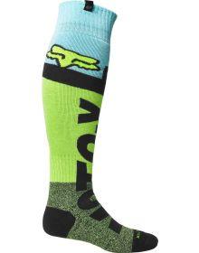 Fox Racing Trice Coolmax Thick Socks Flo Yellow