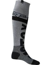Fox Racing Trice Coolmax Thick Socks Black/Grey