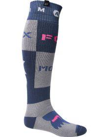 Fox Racing Nobyl FRI Thick Socks Dark Indigo