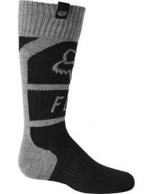 Fox Racing Lux Youth Socks Black