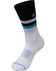 Seven Realm Socks Black / Cyan