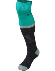 Seven Rival Socks Aqua