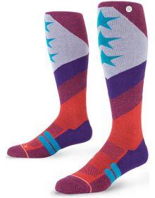 Stance Moto Pro Womens MX Socks Kimberly Pink