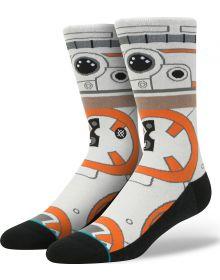 Stance BB8 Star Wars Socks Tan