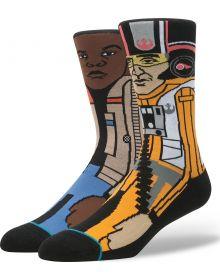 Stance The Resistance 2 Star Wars Socks Orange