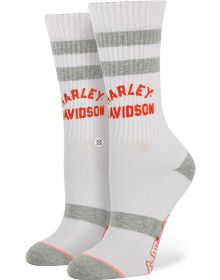 Stance Davidson HD Womens Socks Natural One Size
