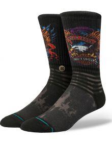 Stance Harley Davidson World Famous Socks Black