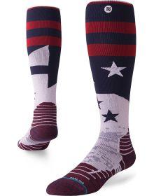 Stance Moto Socks Crowe Navy