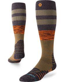 Stance Moto Socks Journeyman Olive