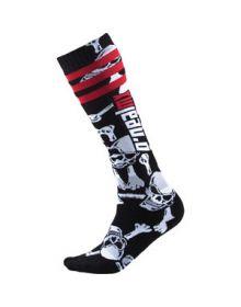 O'Neal Pro MX Print Socks Crossbone