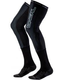 O'Neal Pro MX XL Knee Brace Socks Black