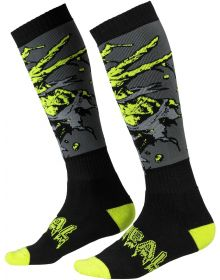 O'Neal Pro MX Zombie Socks Black/Green