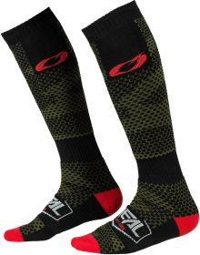 O'Neal Pro MX Covert Socks Black/Green