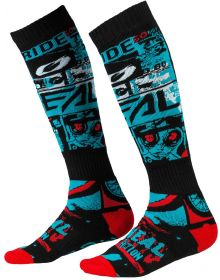 O'Neal Pro MX Ride Socks Black/Blue
