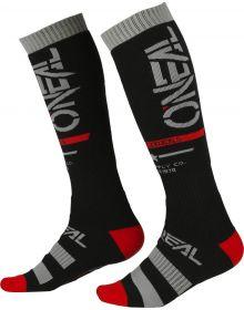 O'Neal 2022 Squadron MX Socks Black