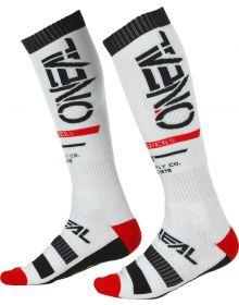 O'Neal 2022 Squadron MX Socks White