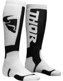 Thor MX Youth Socks White/Black