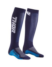 Thor MX Cool Youth Socks Navy/White