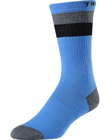 Troy Lee Designs Corsa Crew Socks Ocean Blue